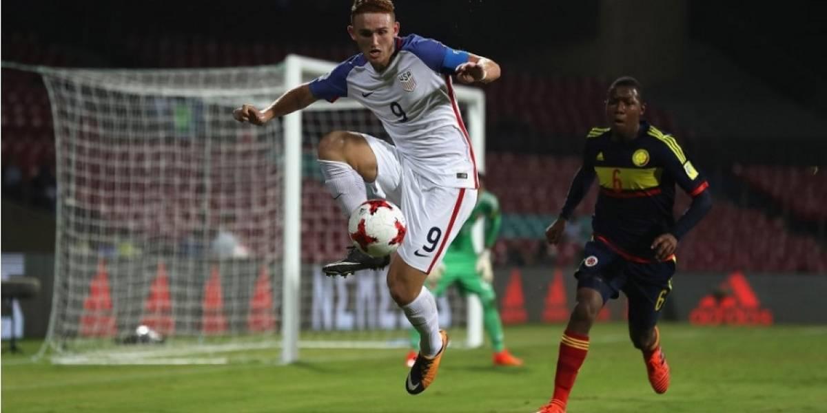¡Segundos! Colombia le ganó a Estados Unidos en el Mundial Sub-17