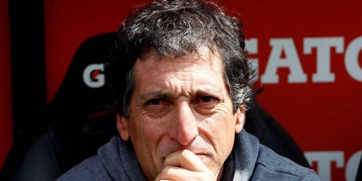 """Salas se suma al pedido por Pellegrini en la Roja: """"No hay mucho que cuestionar con un DT así"""""""