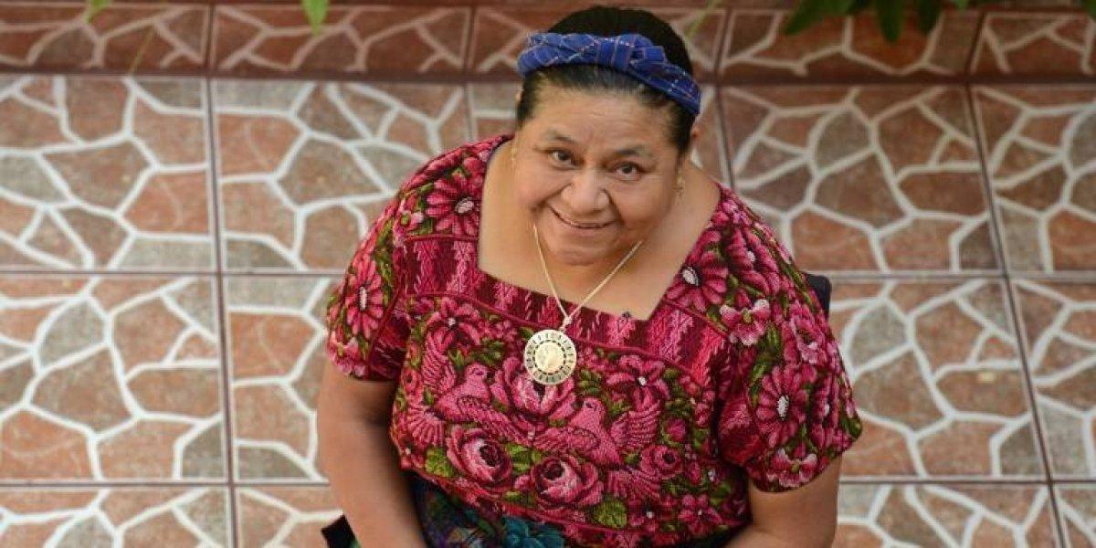 VIDEO. Conmemoran el 25 aniversario del Premio Nobel de la Paz 1992 de Rigoberta Menchú