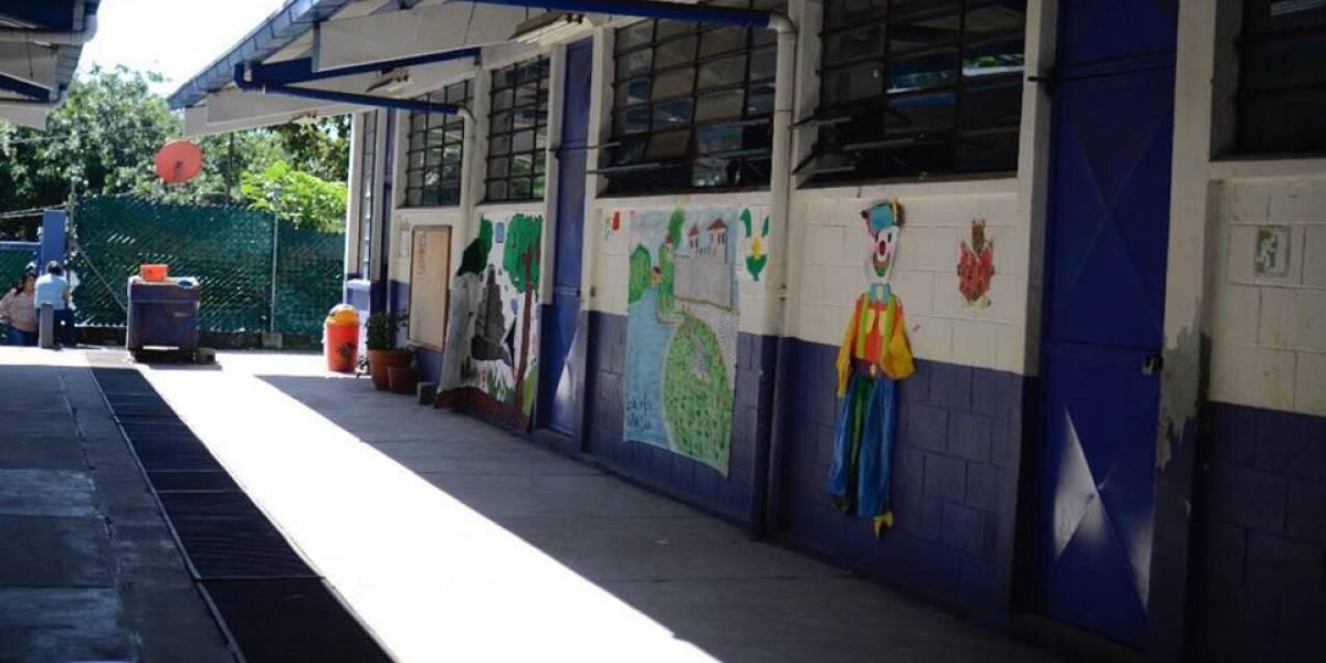 Mineduc registra casos de centros educativos con amenaza de extorsión