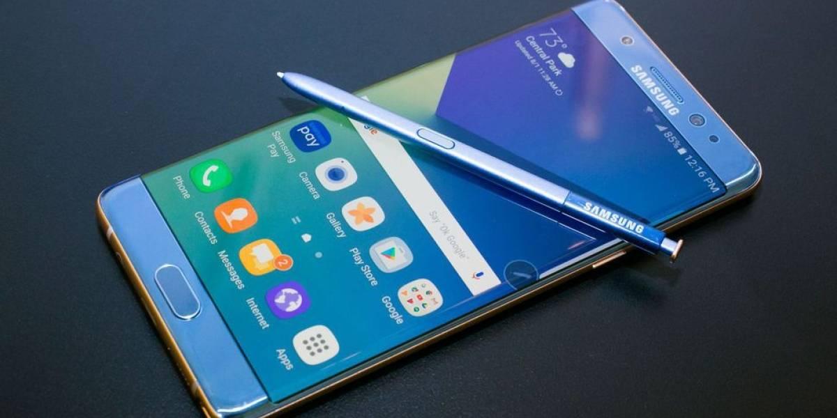 Samsung lanza oficialmente el Galaxy Note8 a los mercados globales