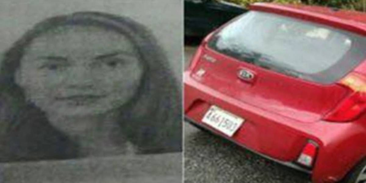 Mujer sufre brutal muerte tras colgarse desnuda por la ventana de un auto