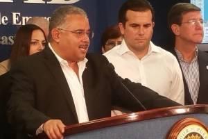 Rafael Rodríguez Mercado, secretario de Salud