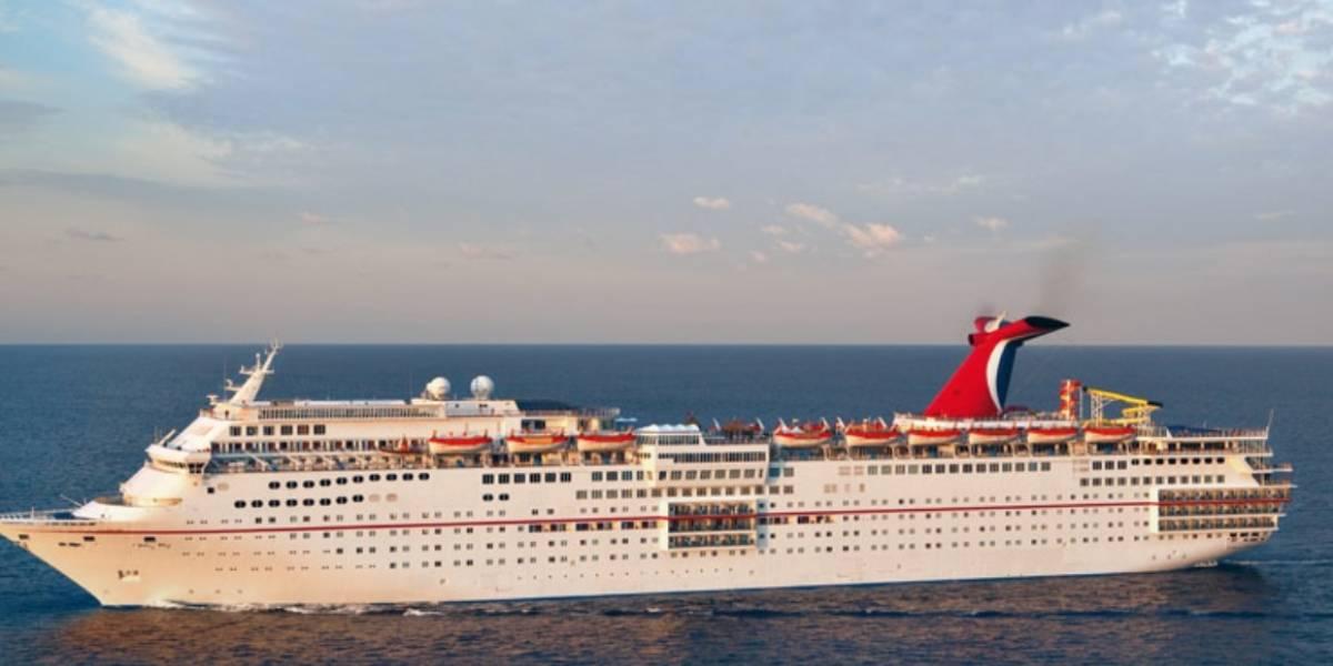 Crucero Carnival Fascination cancela salidas de San Juan