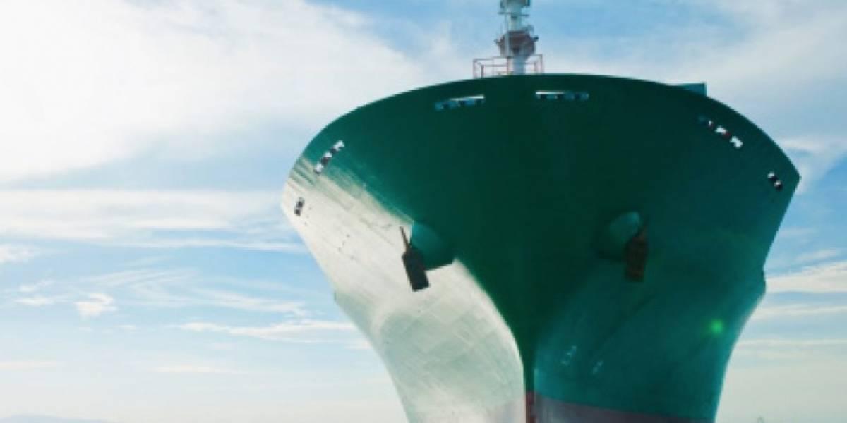 Atraca en PR. primer barco bajo dispensa de Ley de Cabotaje
