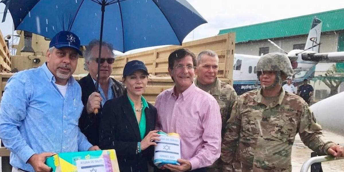 Consulado general de Israel en Miami entrega ayuda a la isla