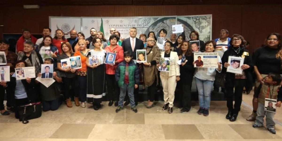 ONG agradece a diputados aprobación de Ley de Desaparición Forzada