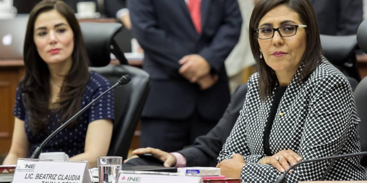 INE declara improcedente queja contra presidente municipal de Durango