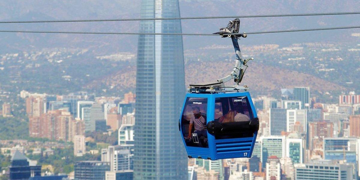 """El teleférico viajará a Tribunales: Matthei puso denuncia en su contra y está dispuesta a """"tomarse"""" las calles"""