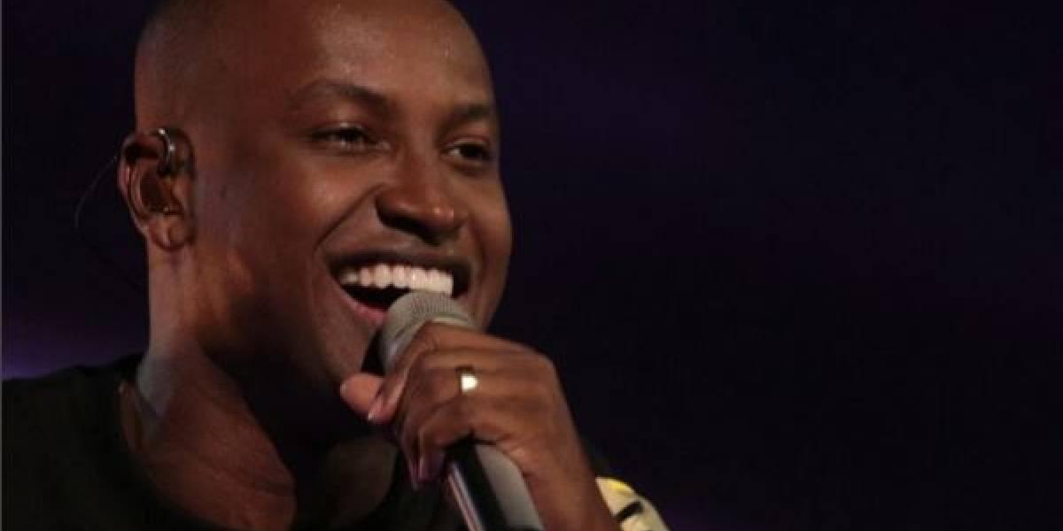 Thiaguinho escreve mensagem para Titi após ofensas racistas: 'negro é lindo, negro é forte'