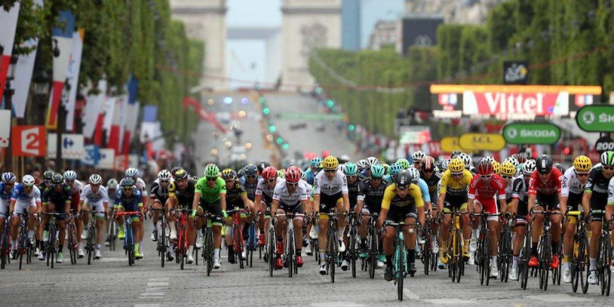 Anuncian nueva fecha para La Etapa CDMX by Le Tour de France CIBanco 2017