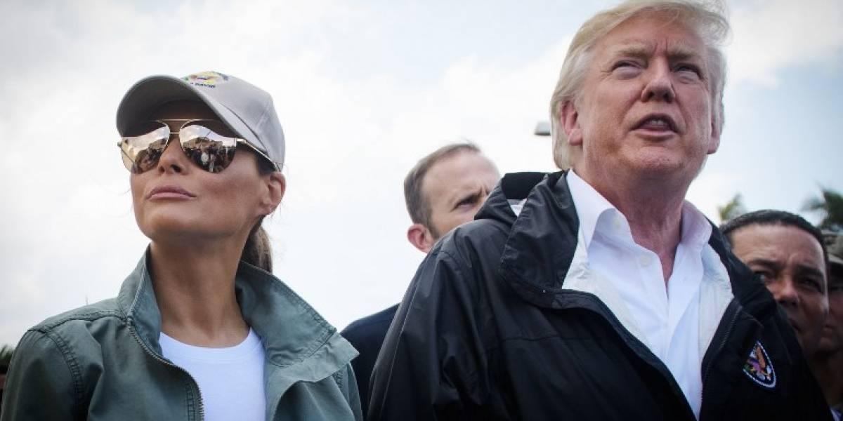 Trump advierte a Puerto Rico que la ayuda federal no será eterna