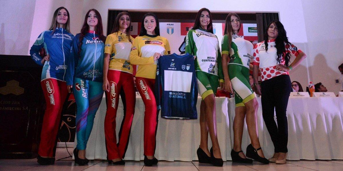 La ruta de la 57 edición de la Vuelta a Guatemala empieza a rodar