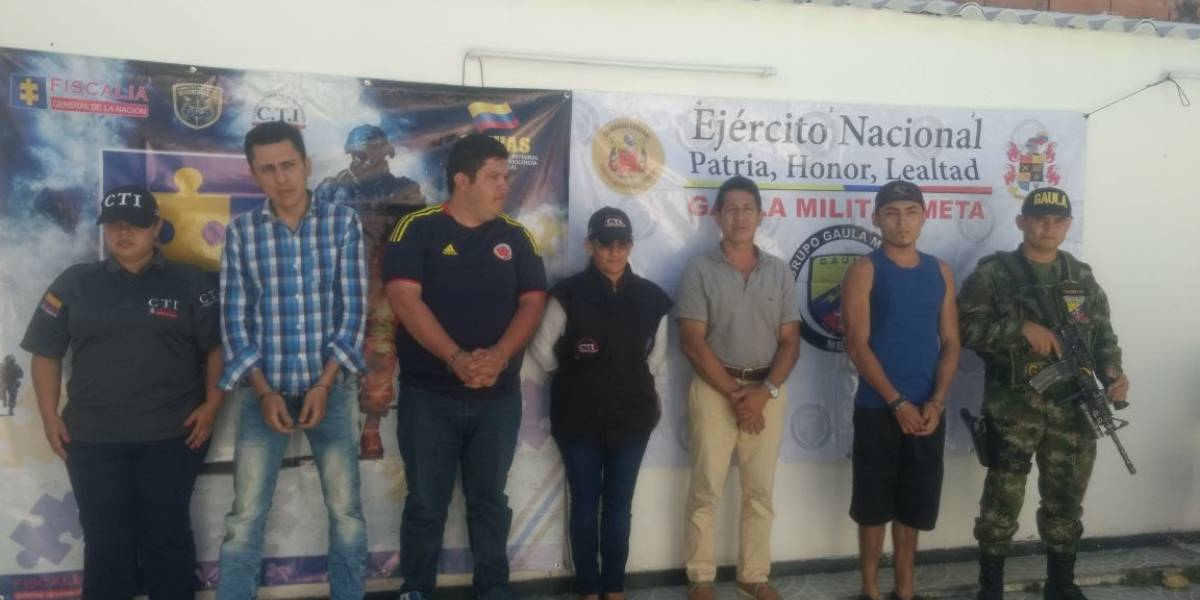 De esta manera un profesor y tres hombres más prostituían niñas vírgenes en Villavicencio