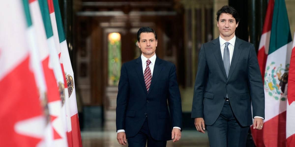 Declaraciones fuera de negociaciones del TLCAN son especulaciones: Peña