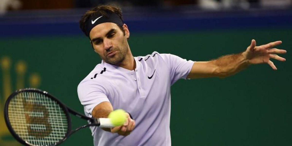 """Roger Federer avanzó en Shanghai y va por su gran """"revancha"""" ante Del Potro"""