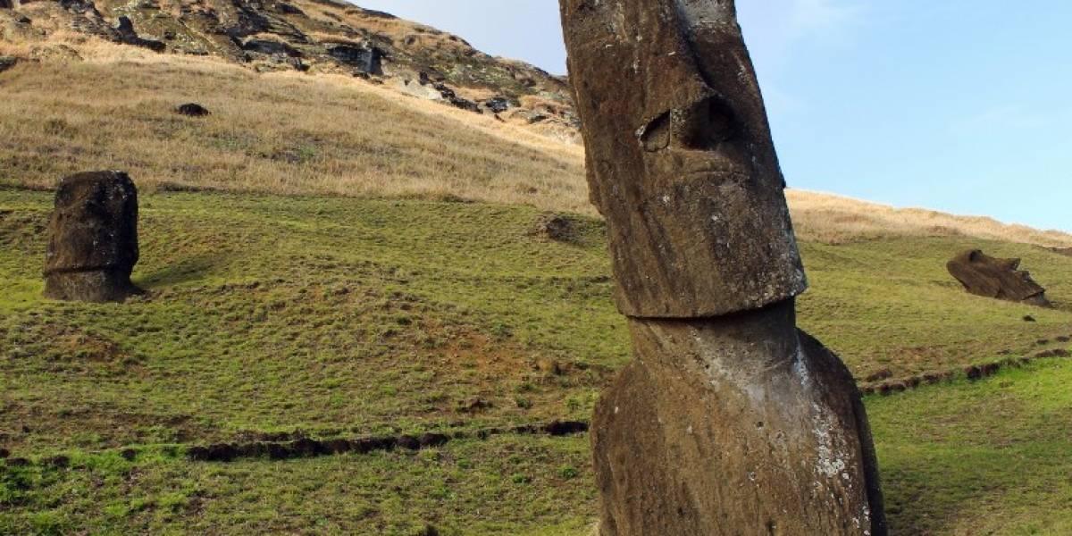 Revelan enigmático detalle sobre la civilización de la isla de Pascua