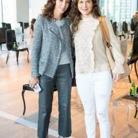 María José Martínez y Alejandra Rodríguez