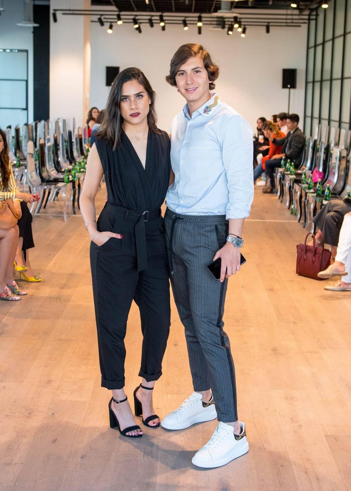 Paulina Alcantar Luna y Diego González JDS
