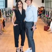 Paulina Alcantar Luna y Diego González