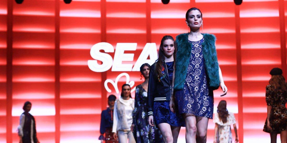 Sears deslumbra con su pasarela Otoño-Invierno 2017