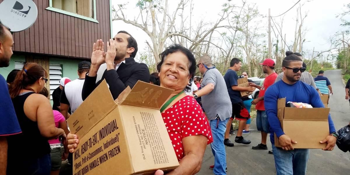 Municipio de Toa Alta se multiplica para atender a los damnificados