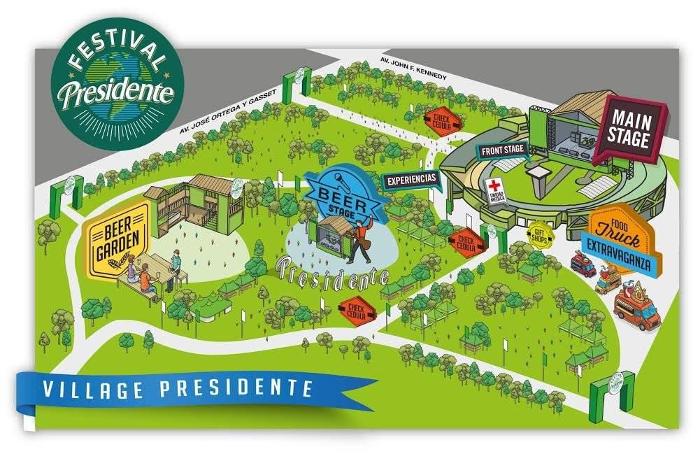 Village Presidente