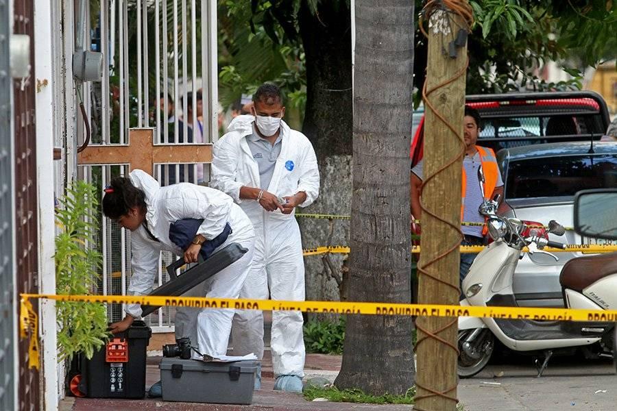 Graban en video escape de homicidas del vocalista de la Banda Cuisillos