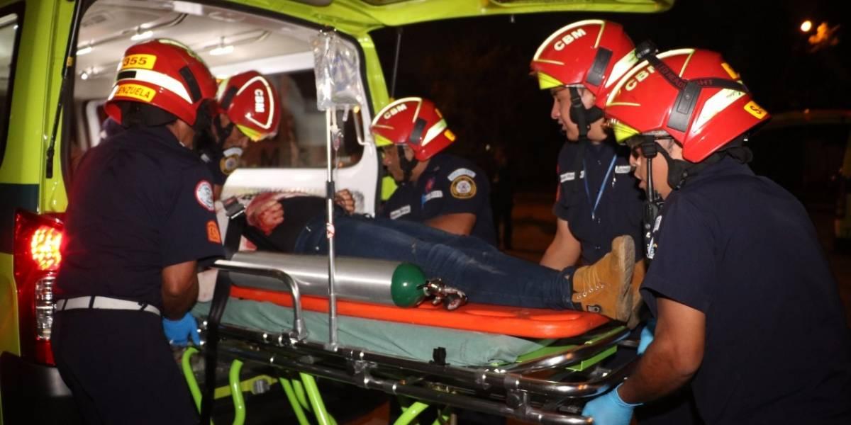 Una mujer fallecida y dos heridas tras ataque armado en Villalobos