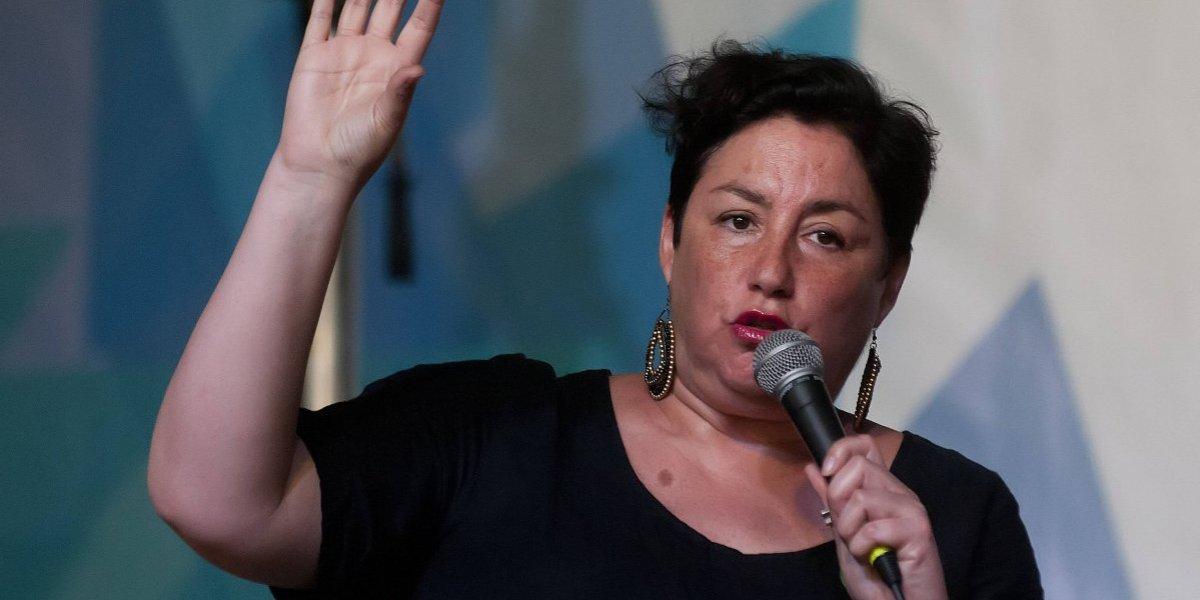 Beatriz Sánchez se comprometió a eliminar el CAE de ganar las elecciones