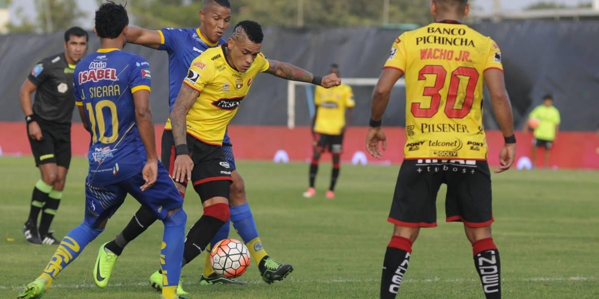 Partidos y horarios de fecha 14 del Campeonato Ecuatoriano