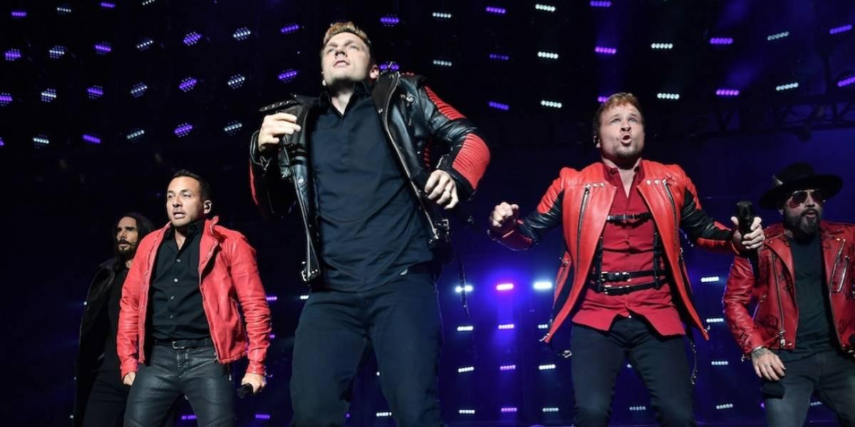 Backstreet Boys: La intensa campaña de las fanáticas para traerlos al Festival de Viña 2018