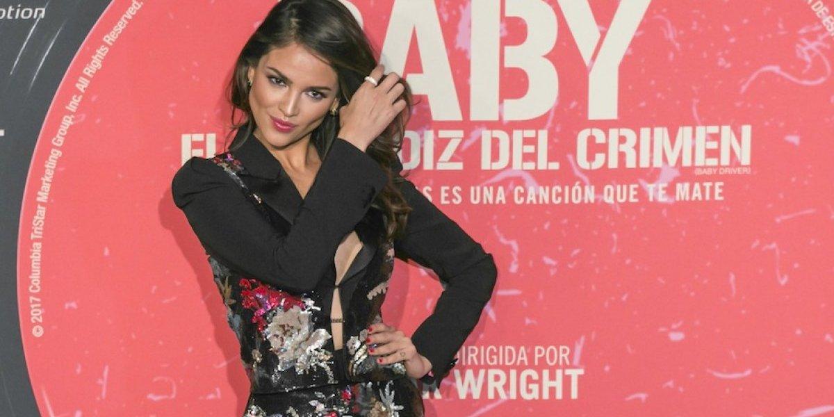 Con una foto Eiza González desata rumores sobre una posible cirugía plástica