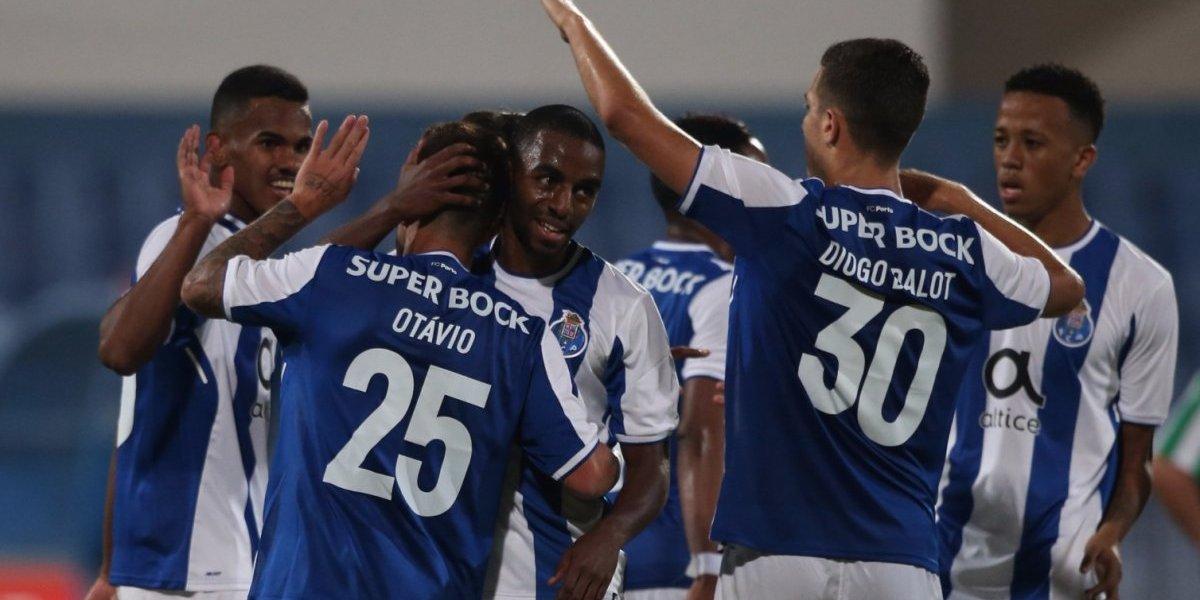 Sin problemas, Porto golea y avanza en Copa de Portugal