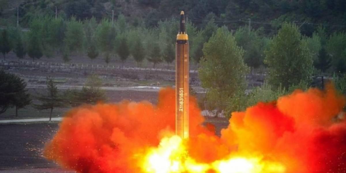 """Corea del Norte vuelve a amenazar con misiles a Guam y asegura que quiere """"domar a EEUU con fuego"""""""