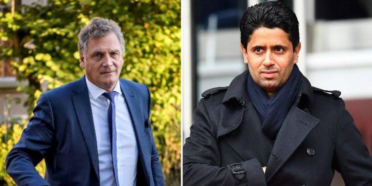 Presidente del PSG envuelto en escándalo de corrupción