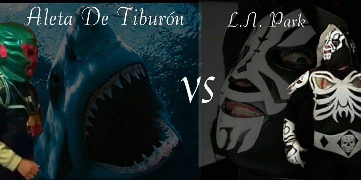 Niño conmueve las redes sociales al lanzar reto de máscara vs máscara a L.A. Park