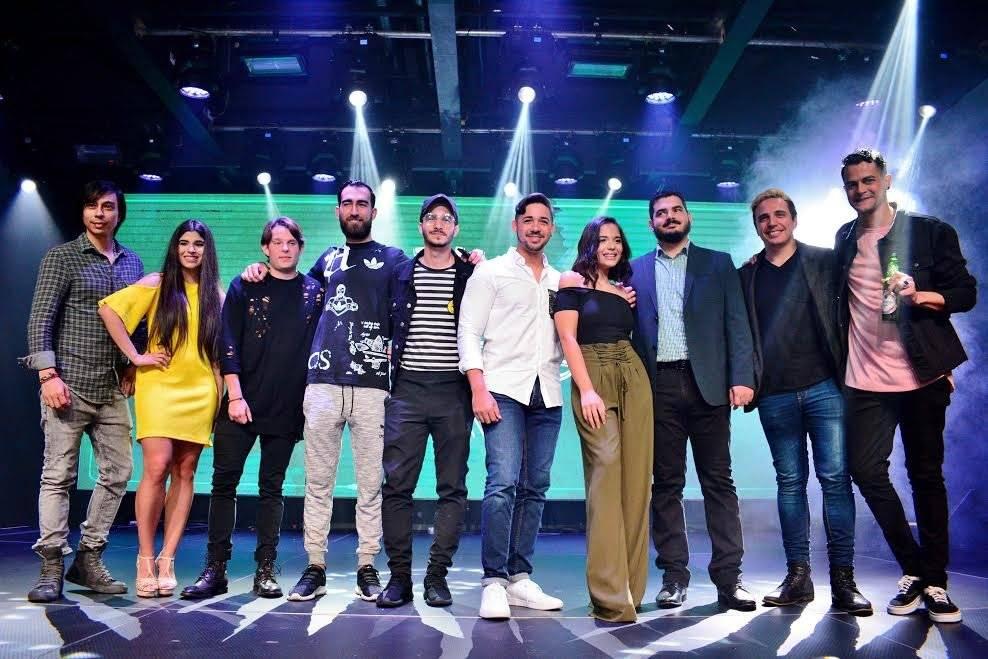 Los nuevos talentos de la música dominicano presentaran espectáculos en vivo