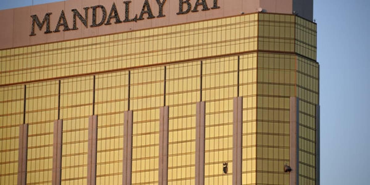 Pistolero de Las Vegas disparó a un guardia y luego a la multitud