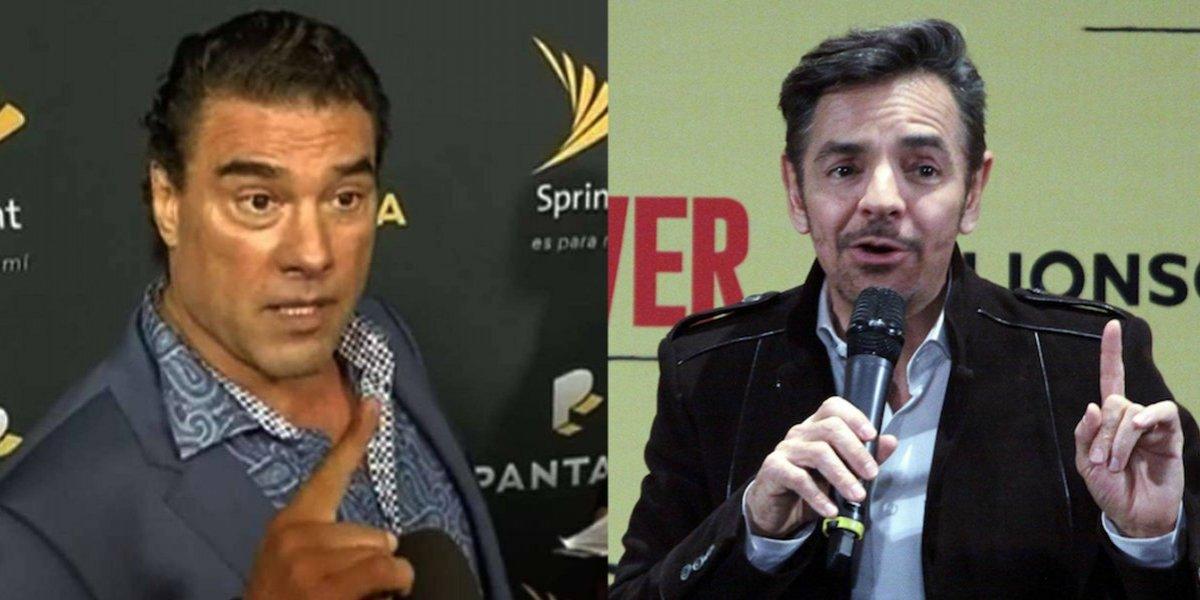 Eugenio Derbez defendió a Eduardo Yáñez por agredir a un periodista