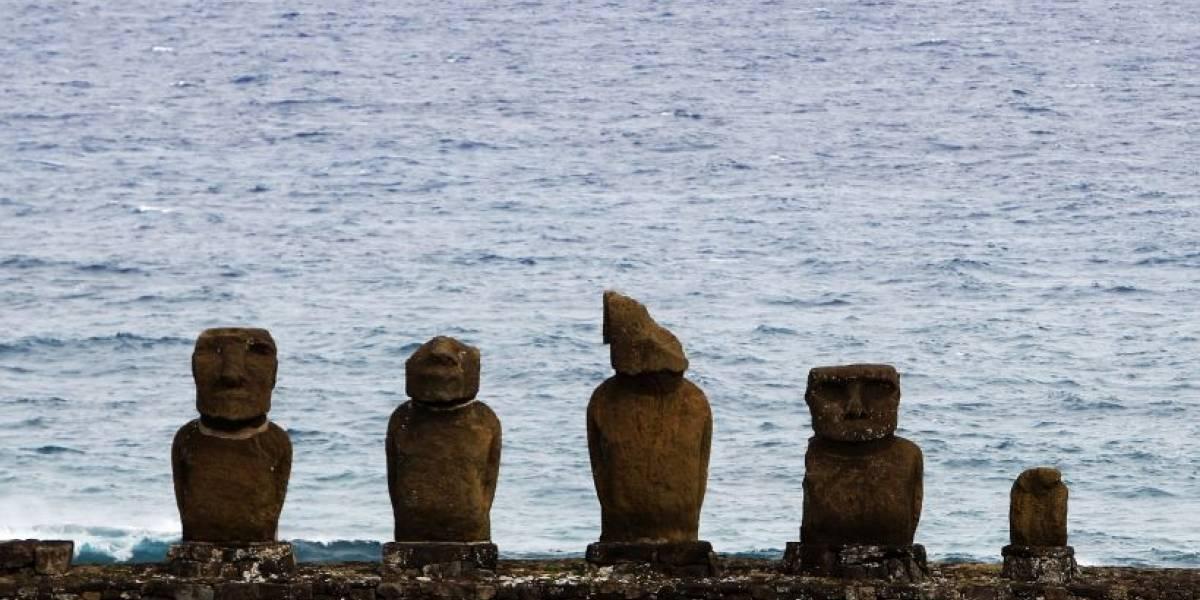 ¿Fin del misterio? ADN revela el verdadero origen de los primeros habitantes de la Isla de Pascua