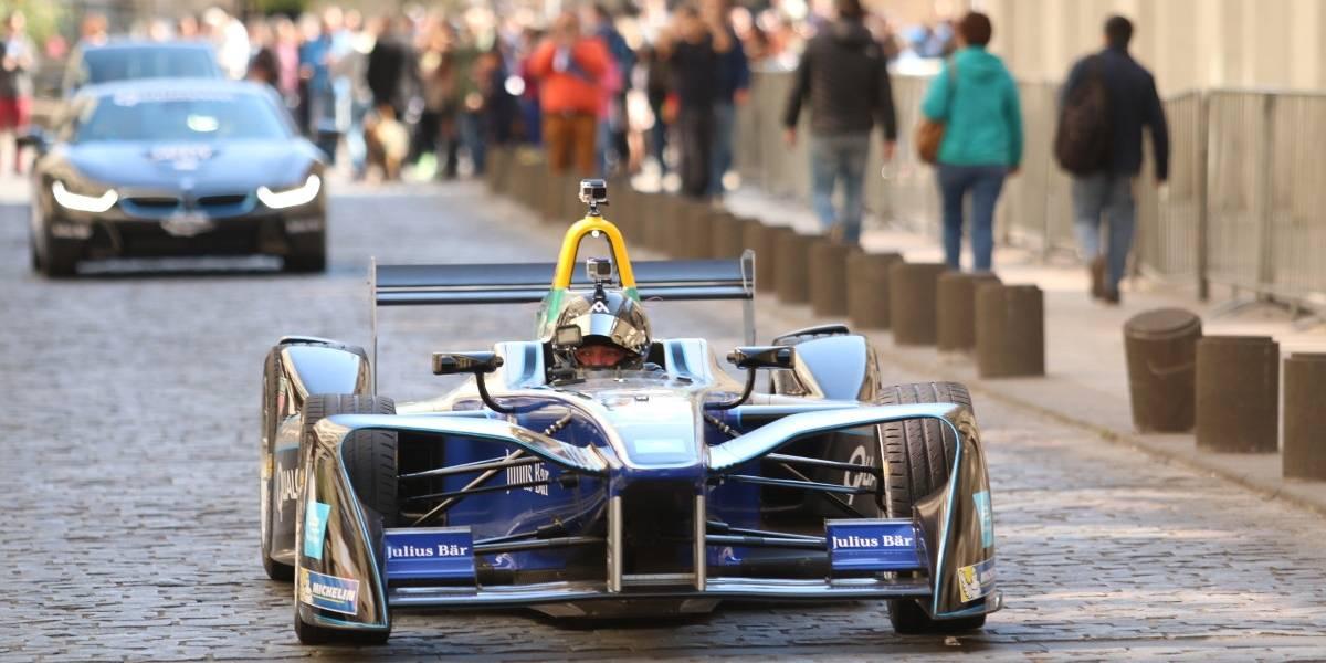 La Fórmula E se lanza oficialmente en Chile