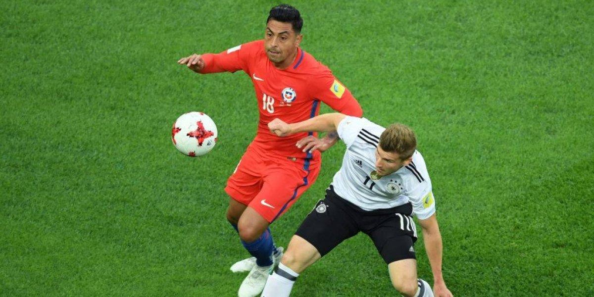 La dura acusación que en Alemania lanzan en contra de Gonzalo Jara
