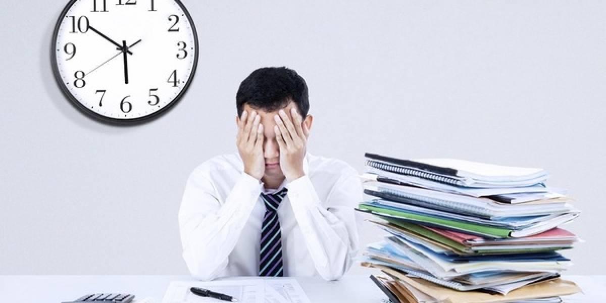 Cómo evitar el colapso por estrés en la última parte del año