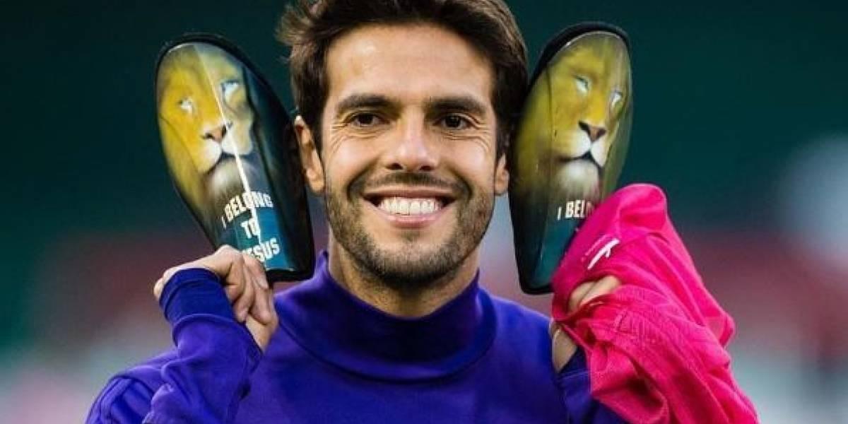 Kaká anuncia que não irá renovar contrato com Orlando City