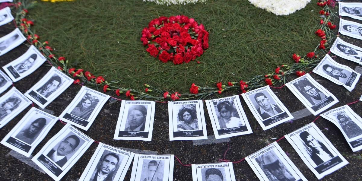 Víctimas del conflicto armado confían en condena a exjefe militar señalado de genocidio