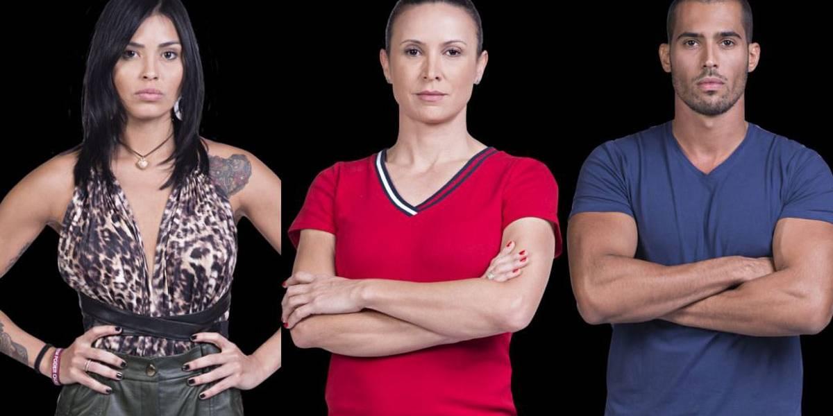 Exathlon Brasil: Alline Calandrini, Maurren Maggi e Rodrigo West estão à deriva