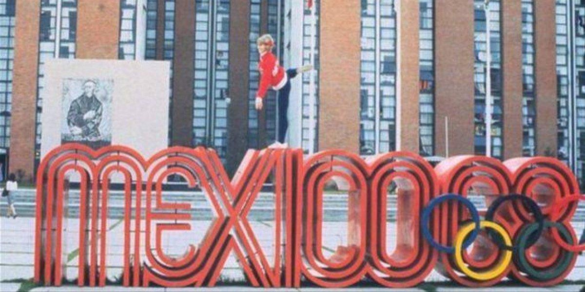 Designan responsables de festejos de 50 años de México 68
