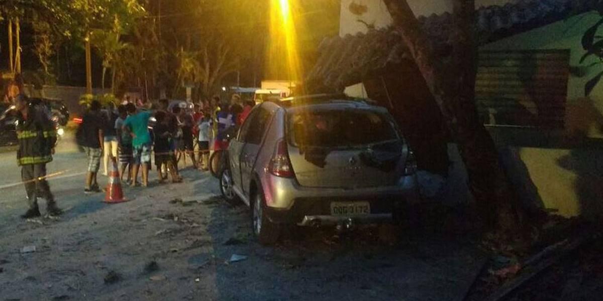 Motorista embriagado atropela e mata avó e neta de 4 anos no Guarujá