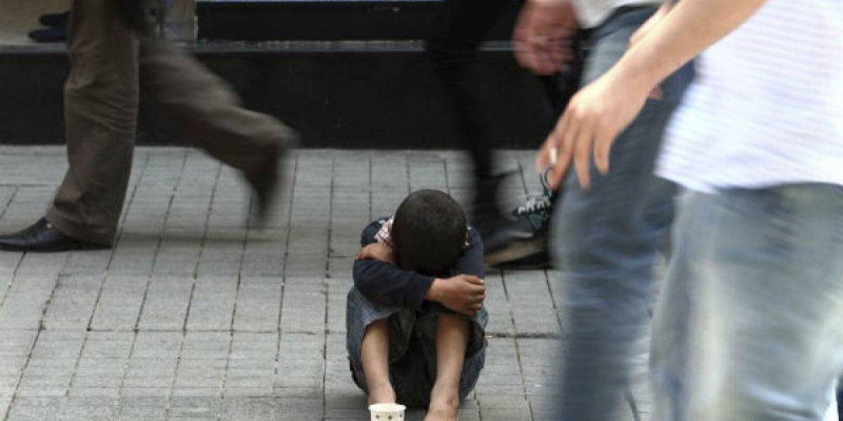 Rescatan a ocho menores que eran obligados a cometer hechos ilícitos